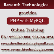 PHP Online Training Institute in Hyderabad