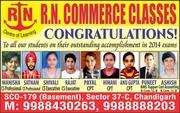 RN COMMERCE CLASSES(CA Institute )