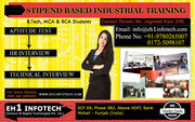 Stipend based Industrial Training in Mohali