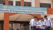 Go to College at Jodhpur National University