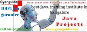 JAVA J2EE Placement Training in Bangalore.